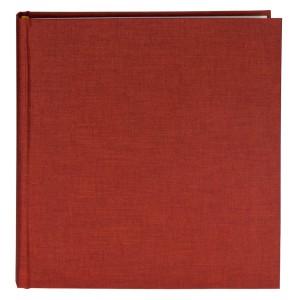 Goldbuch Summertime fotoalbum 34x35 red