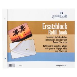 Goldbuch navulling 29x24