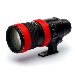 easyCover Lens Rings Red OP=OP