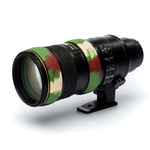 easyCover Lens Rings Camouflage