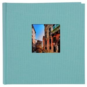 Goldbuch Bella Vista Trend slip-in album voor 200 foto's 10x15cm aqua