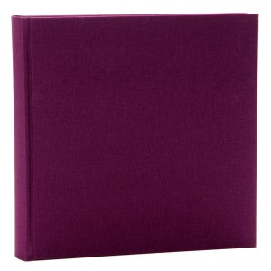 Goldbuch Linum slip-in album voor 200 foto's 10x15cm purple