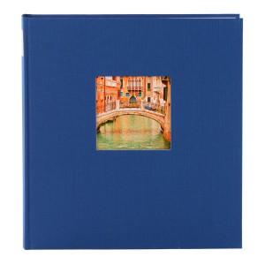 Goldbuch Bella Vista fotoalbum 25x25 blue