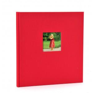 Goldbuch Bella Vista fotoalbum 30x31 red