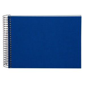 Goldbuch Bella Vista spiraal album 24x17 blue
