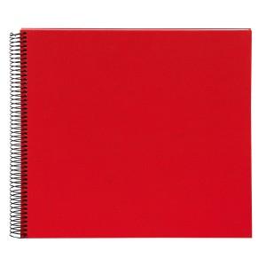 Goldbuch Bella Vista spiraal album 35x30 red