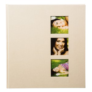 Goldbuch Style fotoalbum 30x31 beige
