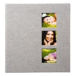 Goldbuch Style fotoalbum 30x31 grey