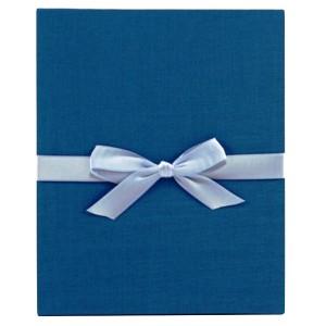 Goldbuch Linum leporello voor 10 foto's 13x18cm blue (4 st)