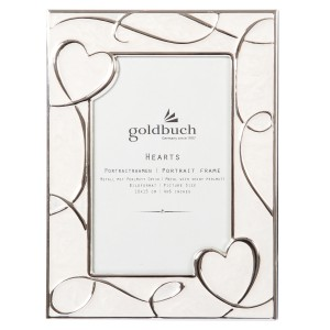 Goldbuch Hearts fotolijst 10x15