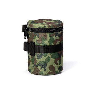 easyCover Lens Bag 85 x 150 mm Camouflage
