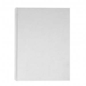 Opus Metalbind Hard Covers Art A4 304x212mm (Wit)