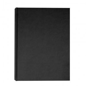 Opus Metalbind Hard Covers Art A4 304x212mm (Zwart)