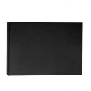 Opus Metalbind Hard Covers Pouch A4 landscape 217x300mm (Zwart)