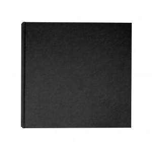 Opus Metalbind Hard Covers Pouch 310x308mm (Zwart)