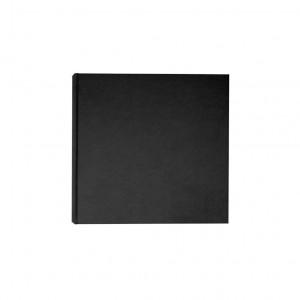 Opus Metalbind Hard Covers Pouch 210x206mm (Zwart)