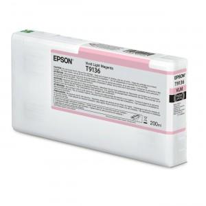 EPSON T9136 Vivid Light Magenta 200ml