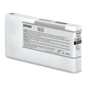 EPSON T9137 Light Black 200ml