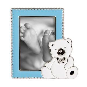 Goldbuch Sweet Bear fotolijst 5x8 blue