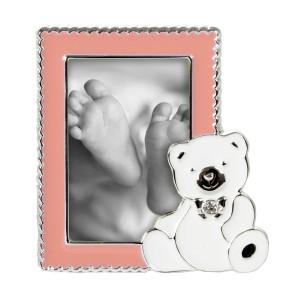 Goldbuch Sweet Bear fotolijst 5x8 pink