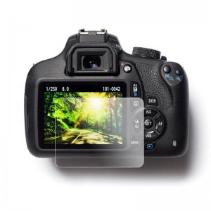 easyCover Screen Protector for Canon 200D/M6/M50/M100