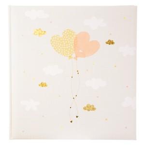 Goldbuch Ballooning Hearts trouwalbum 30x31