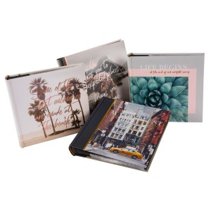 Goldbuch Beautiful Life slip-in album voor 200 foto's 10x15cm (12 st)