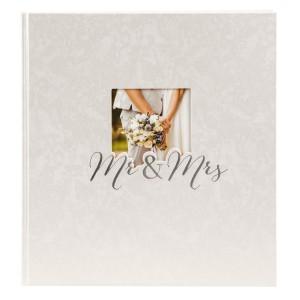 Goldbuch Mr. & Mrs. trouwalbum 30x31