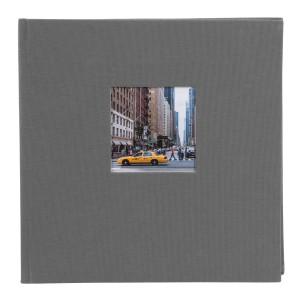 Goldbuch Bella Vista fotoalbum 25x25 grey