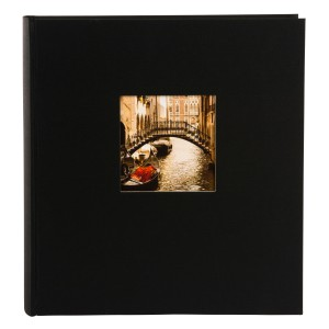 Goldbuch Bella Vista fotoalbum 30x31 black