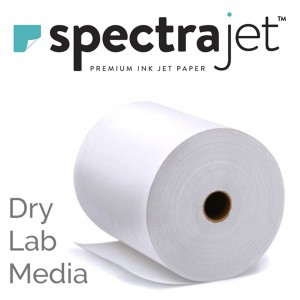 SpectraJet Lustre 250g/m² 127mm 4x 101m for SL-D3000 & DL650
