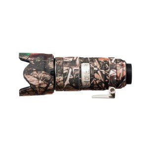 easyCover Lens Oak for Canon EF 70-200mm f/2.8L IS II USM Green Camouflage
