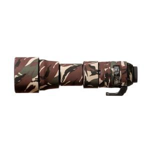 easyCover Lens Oak for Nikon AF-S 200-500mm f/5.6E ED VR Brown Camouflage