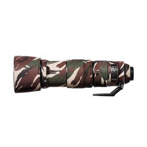 easyCover Lens Oak for Sigma 150-600mm f/5-6.3 DG OS HSM | C Brown Camouflage