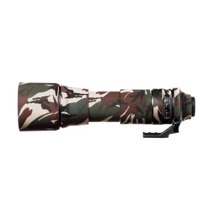 easyCover Lens Oak for Tamron SP 150-600mm f/5-6.3 Di VC USD (A011) Brown Camouflage