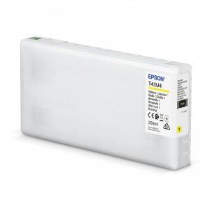 EPSON Ink T43U4 Yellow 200ml for SureLab SL-D800