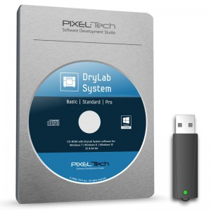 Pixel-Tech Drylab System 6 Pro Box incl. Dongle Key