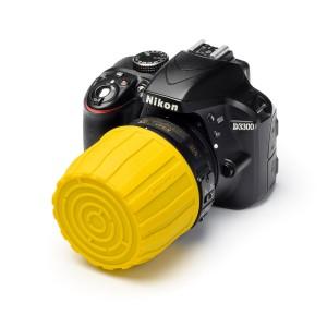 easyCover Lens Maze Yellow