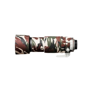 easyCover Lens Oak for Canon EF 100-400mm f/4.5-5.6L IS II USM Green Camouflage
