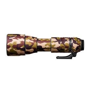 easyCover Lens Oak for Tamron SP 150-600mm f/5-6.3 Di VC USD G2 Brown Camouflage