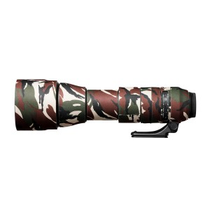 easyCover Lens Oak for Tamron SP 150-600mm f/5-6.3 Di VC USD G2 Green Camouflage