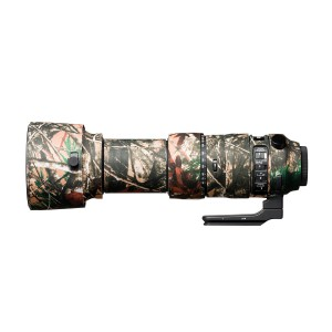 easyCover Lens Oak for Sigma 60-600mm f/4.5-6.3 DG OS HSM | S Forest Camouflage
