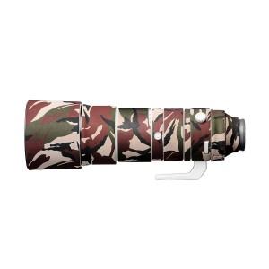 easyCover Lens Oak for Sony FE 200-600 F5.6-6.3 G OSS Green Camouflage