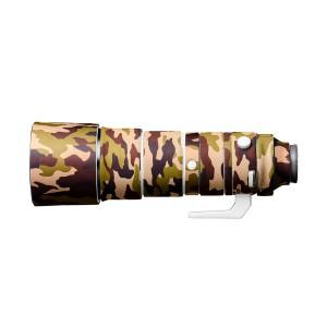 easyCover Lens Oak for Sony FE 200-600 F5.6-6.3 G OSS Brown Camouflage