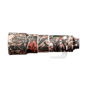easyCover Lens Oak for Sony FE 200-600 F5.6-6.3 G OSS Forest Camouflage