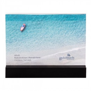 Goldbuch Solid fotolijst 13x18 black