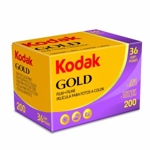 KODAK GOLD 200 135-36