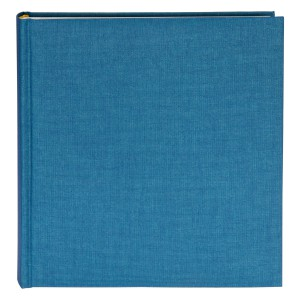 Goldbuch Summertime fotoalbum 34x35 light blue