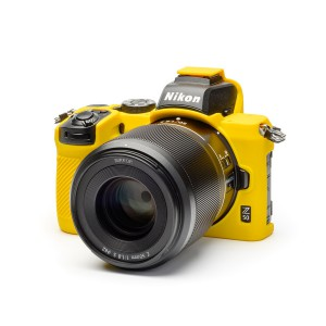easyCover Body Cover for Nikon Z50 Yellow