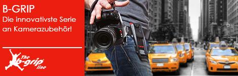 B-Grip: Die innovativste Serie an Kamerazubehör!